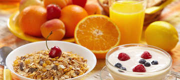 Free Breakfast at The Metropole Hotel, Ahmedabad